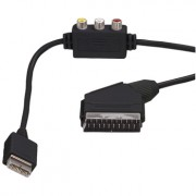 SCART kabel voor Playstation2 1,50 m